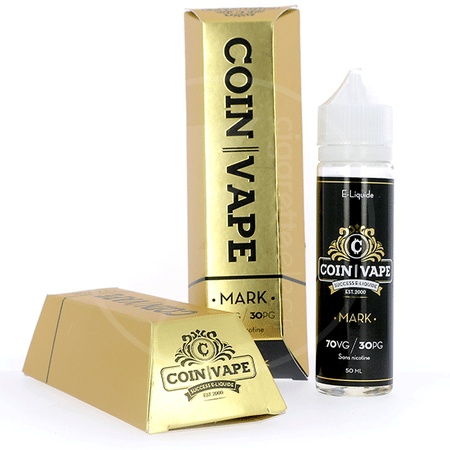 Mark 50 ml - Coin Vape image 2