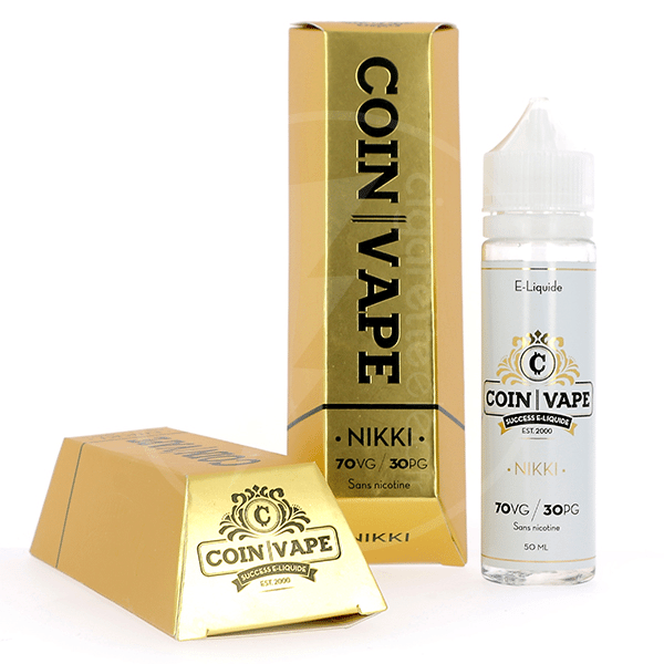 Nikki 50 ml - Coin Vape image 2