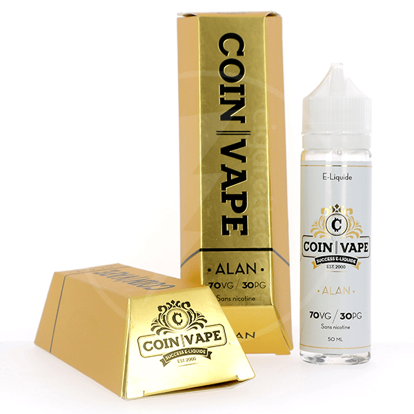 Alan 50 ml - Coin Vape image 2