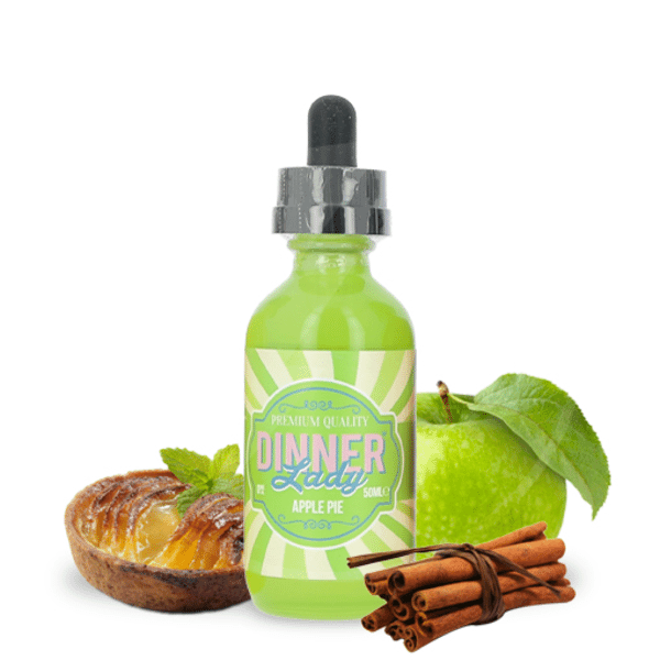 Apple Pie 50 ml - Dinner Lady