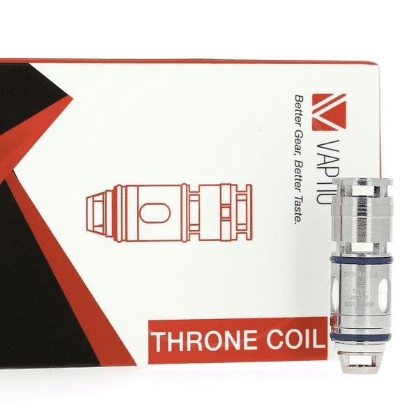 Résistance Throne D1 0.25 Coil - Vaptio image 1
