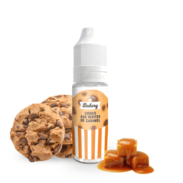 Cookie Caramel - Tentation - Liquideo