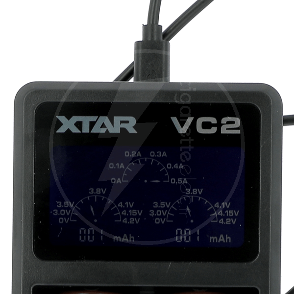 Chargeur Accu  XTAR VC 2 - Xtar image 5
