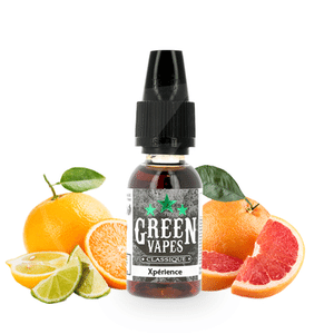 Xpérience - Green Vapes