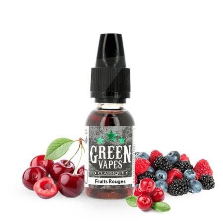 Fruits Rouges - Green Vapes