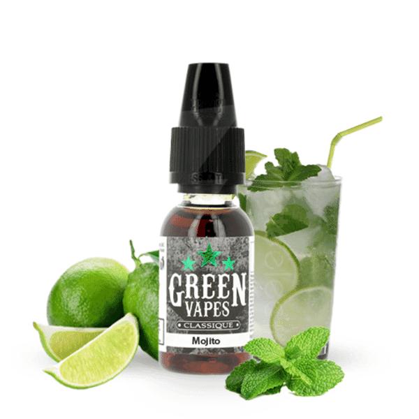 Mojito - Green Vapes