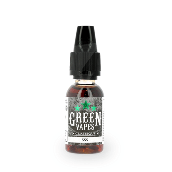 555 - Green Vapes