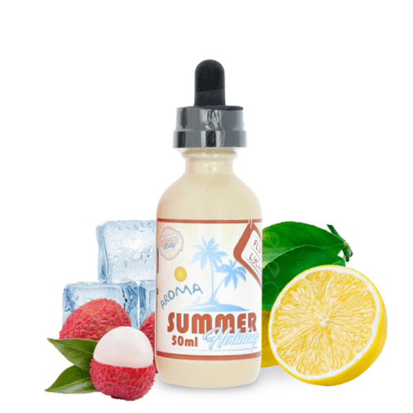 Flip Flop Lychee 50 ml - Summer Holiday - Dinner Lady