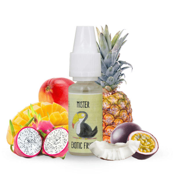 Mister Exotic Fruits - ExtraDIY