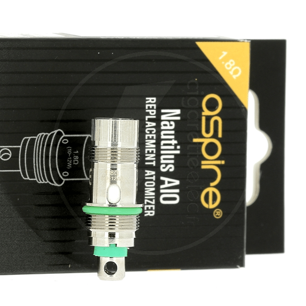 Résistance Nautilus BVC Nic Salt - Aspire image 1