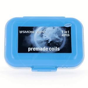 Premade Coils - Smoke Vape