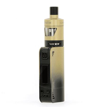 Kit Coolfire Mini Zenith + 3 e-Liquides Classic Cap au Sud 6mg image 5