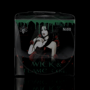 Coffret fils résistifs Wick & Flame Coil Ni80 - Demon Killer