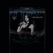Coffret fils résistifs Wick & Violence Coil Kanthal A1 - Demon Killer