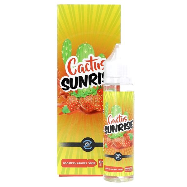 e-liquide 50ml Cactus Sunrise - Aromazon image 2