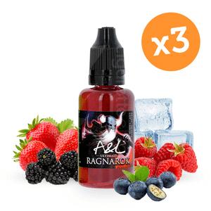 Arôme Ragnarok x3 - Ultimate