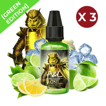 Pack 3 arômes Oni (Green Edition) - Ultimate