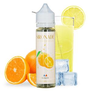 E-liquide 60 ml Orange - Sironade