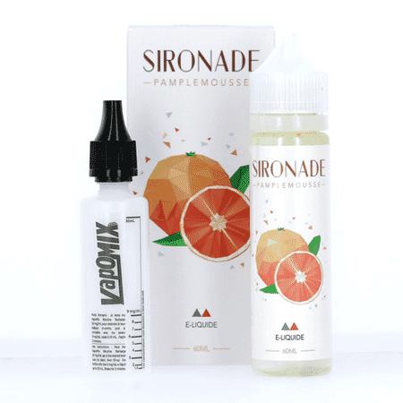 E-liquide 60 ml PAMPLEMO - Sironade image 2