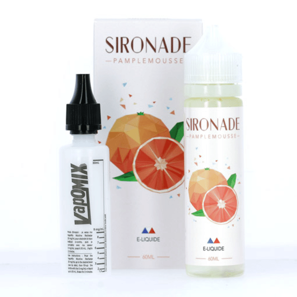 E-liquide 60 ml Pamplemousse - Sironade image 2