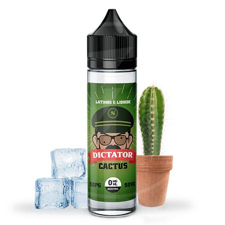 E-liquide 50 ml Cactus - Dictator