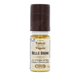 E-liquide Belle Brune - Terroir Et Vapeur