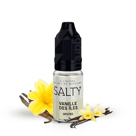 E-liquide Vanille des Îles - Salty