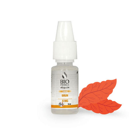 E-liquide Brun - Bio France Eliquide