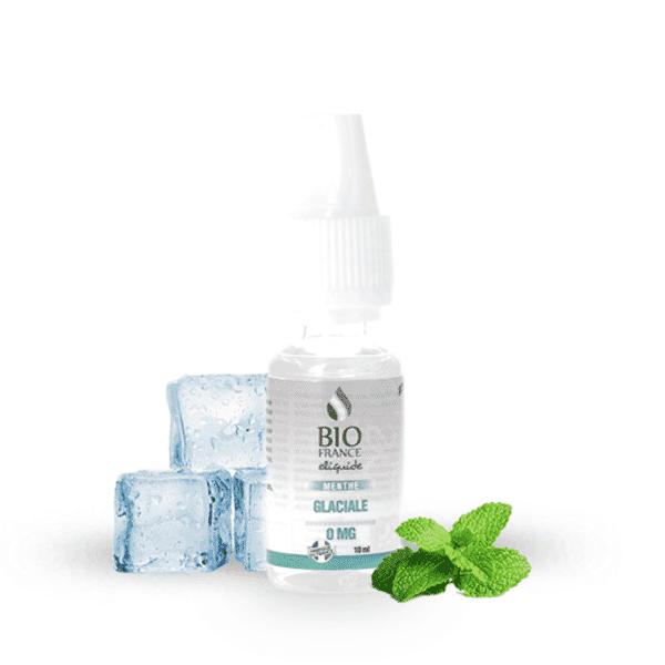 E-liquide Menthe Glaciale - Bio France Eliquide