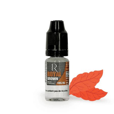E-liquide Royal Brown - Revolute
