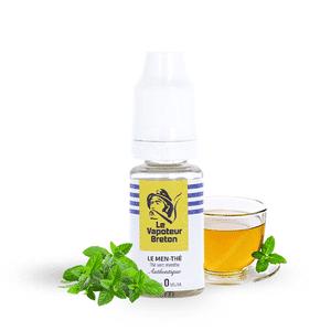 E-liquide Men-Thé - Le Vapoteur Breton