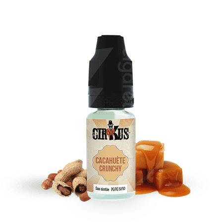 E-liquide Cacahuète Crunchy - Cirkus