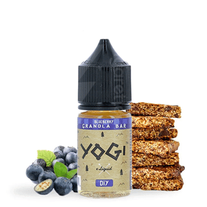 Concentré Blueberry Granola Bar - Yogi Eliquid