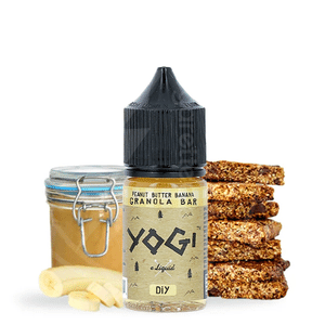 Concentré Peanut Butter Banana Granola Bar - Yogi eLiquid