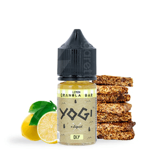 Concentré Lemon Granola Bar - Yogi eLiquid