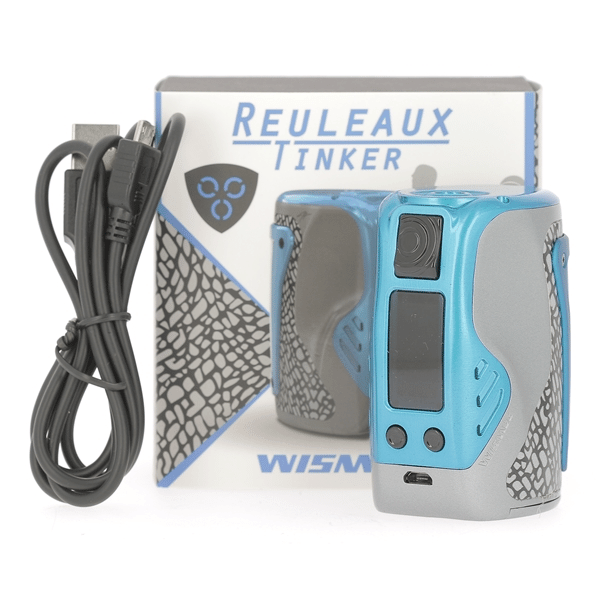 Box Reuleaux Tinker 300W - Wismec image 10