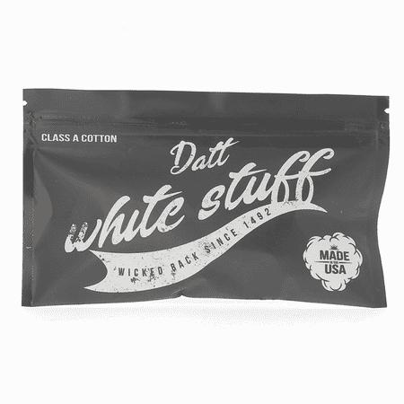 Coton DATT - Datt White Stuff