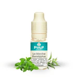 E-liquide Menthe Eucalyptus - Pulp