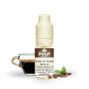 E-liquide Café du Saint Amour - Pulp