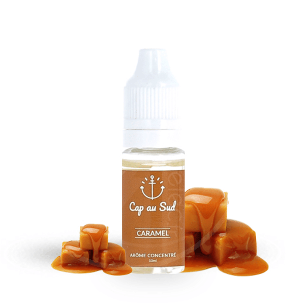 Arôme Caramel - Cap au Sud