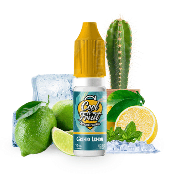 Gringo Lemon - Cool n'Fruit