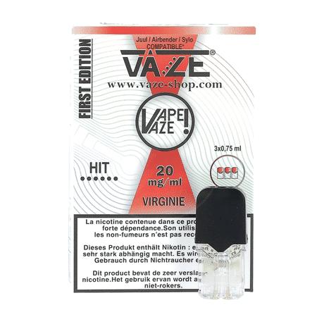 Cartouches Pod Vaze (lot de 4 / Plusieurs saveurs) - Vaze (juul compatible) image 4