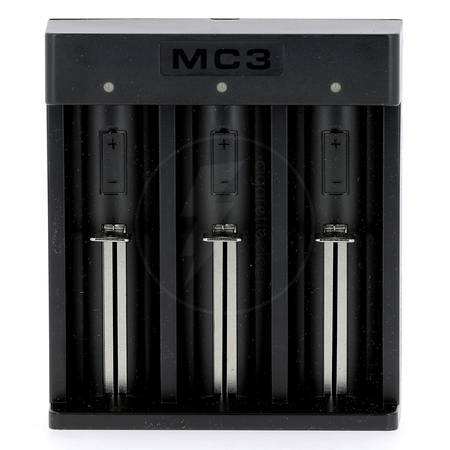 Chargeur Accu MC3 Xtar image 2