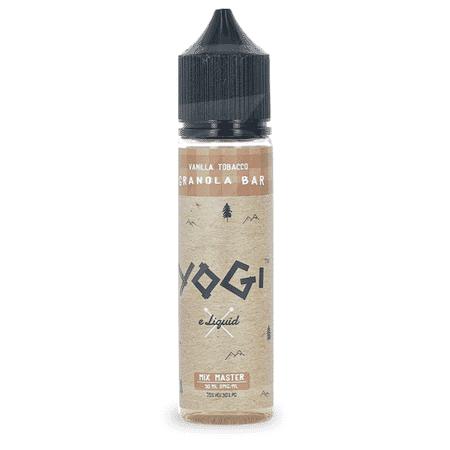E-liquide 50 ml Vanilla Tobacco Granola Bar - Yogi eLiquid