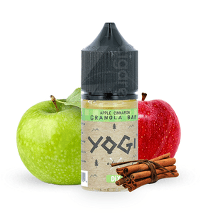 Concentré Apple Cinnamon Granola Bar - Yogi eLiquid