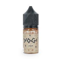 Concentré Vanilla Tobacco Granola Bar - Yogi eLiquid
