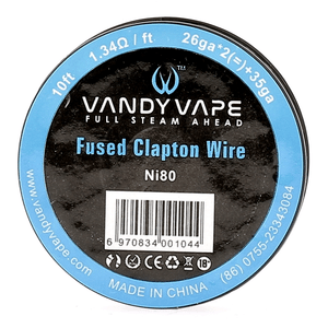 Fused Clapton Wire - Vandy Vape