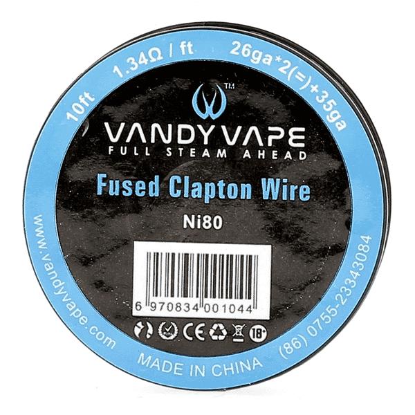 Fused Clapton Wire - Vandy Vape