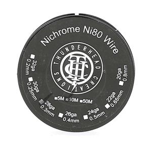 Fil résistif Ni80 - Thunderhead