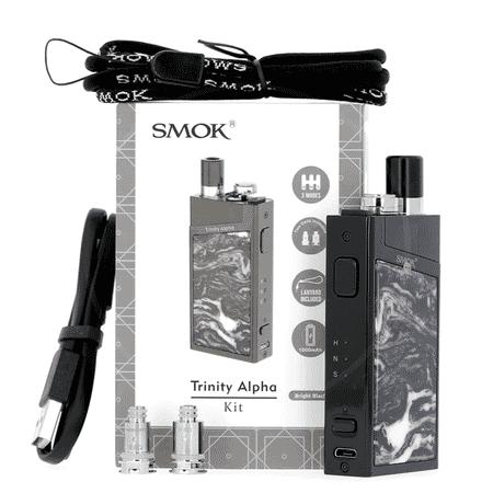 Kit Pod Trinity Alpha - Smoktech image 15
